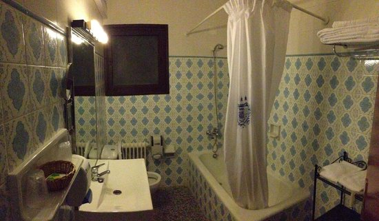 Hotel Gri-mar : Salle de bain
