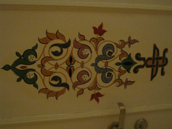 Menzeh Zalagh Hotel : Pretty door design