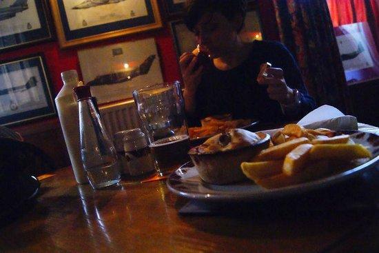 The Craig Bar: pie