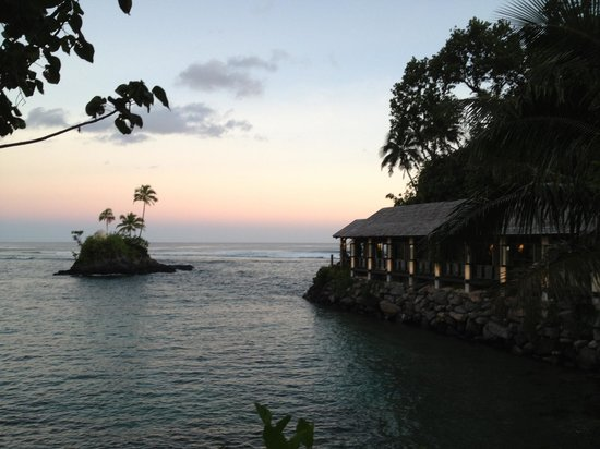 Seabreeze Resort: view of the restaurant
