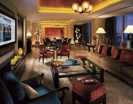 Four Seasons Hotel Hong Kong: Premier Suite