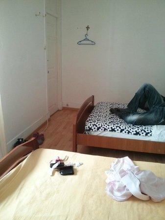 Puenteareas Guesthouse : Bedroom