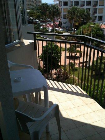 HG Tenerife Sur Apartments: Terraza