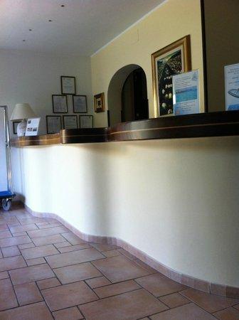 Hotel e Residence Villa Del Parco: Reception