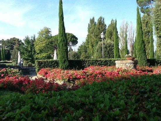Borgo il Melone: Hotel grounds