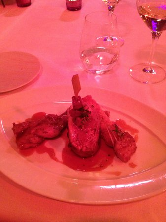 Relais & Chateaux Michel Trama: The tasteful rabbit meal
