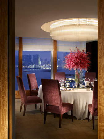 Four Seasons Hotel Hong Kong: Lung King Heen Private Dining Room