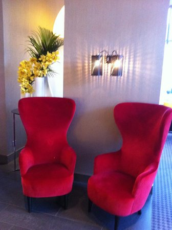 Pullman London St Pancras : lounge
