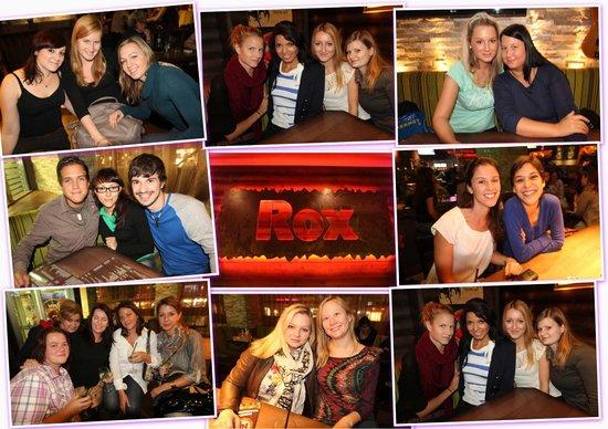 Rox Bar & Grill: Tolle Party-Stimmung am Wochenende