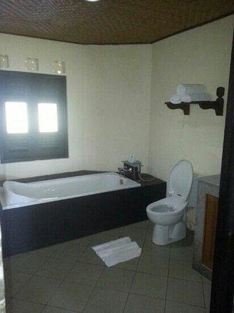 Nugraha Lovina Seaview Resort : bathroom