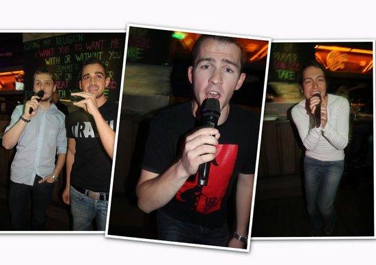 Rox Bar & Grill: Karaoke ab 22 Uhr immer Mittwochs