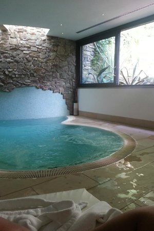 RB beauty: piscina riscaldata