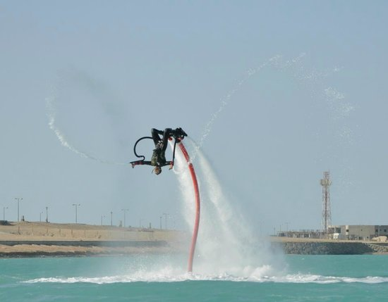 Albatoul Marine: Doing stunts is no longer a scary thing to do!