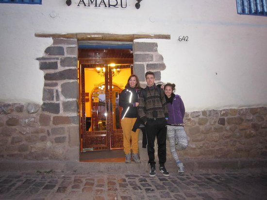 Amaru Colonial: Inkom