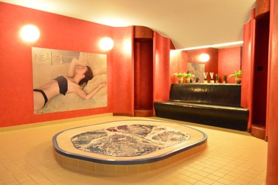 Air Palace Hotel: Vasca idromassaggio