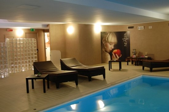 Air Palace Hotel: Zona relax