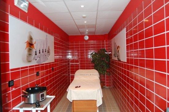 Air Palace Hotel: Sala massaggi