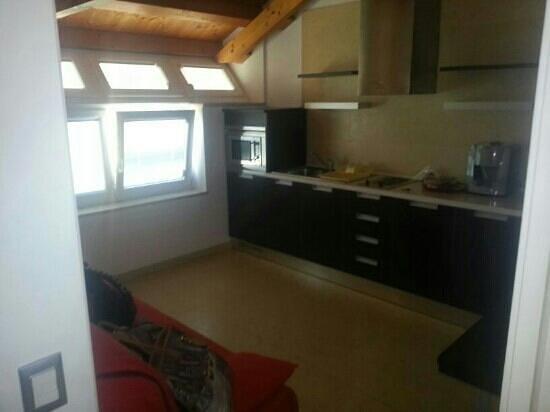 Al Giardino Bed and Breakfast: soggiorno suite