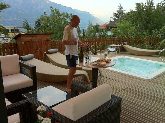 Garni Sunnwies: Relax