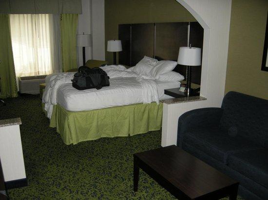 Holiday Inn Express Stroudsburg - Poconos : Room