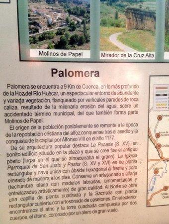 Casa Rural Senores de Cuba: More about Palomera