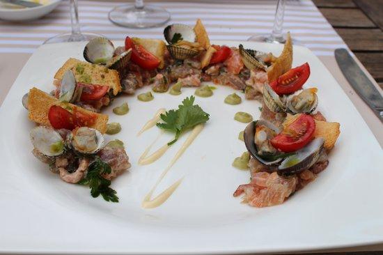 Brasserie Maritime: Ceviche