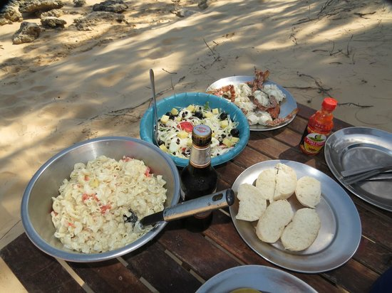 Sailaway Dhow Safaris: Fabulous Crab Lunch