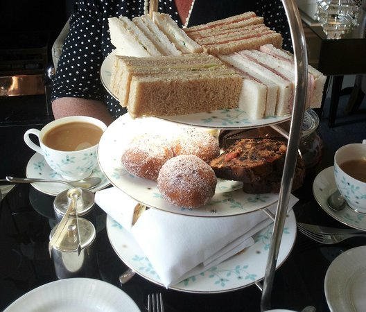 Bingham: Afternoon Tea