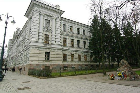 Музей жертв геноцида (КГБ)