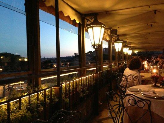 garden hotel roma: