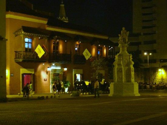 Cartagena Hard Rock Cafe