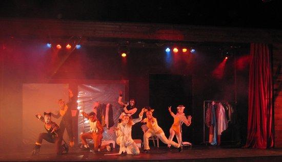 iGV Club SantaClara: parte di un balletto