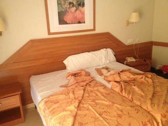 H·TOP Royal Star & SPA : chambre