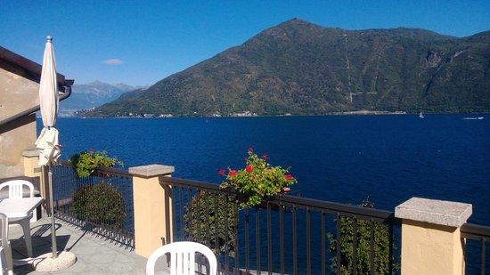 Hotel Il Portico: Aussicht vom Balkon