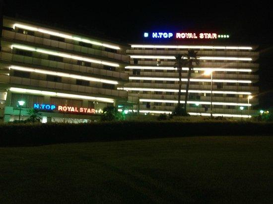 H·TOP Royal Star & SPA : hôtel