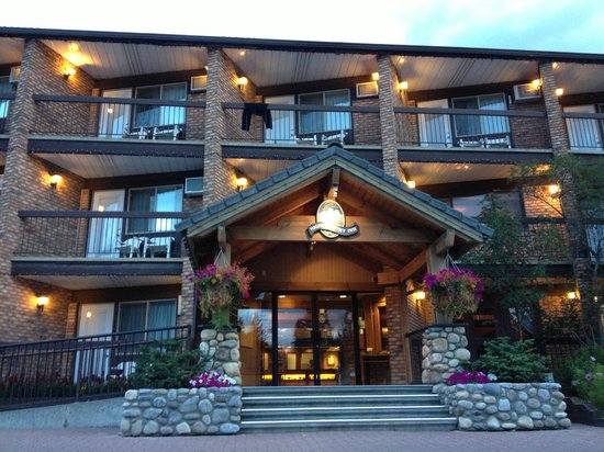 High Country Inn: ホテル