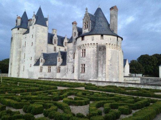 Le Plaisir Gourmand : Château de Coudray Monpensier