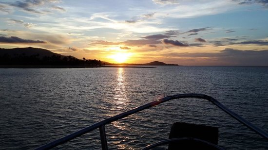 Boat Charter Samui: Another view of that sunset