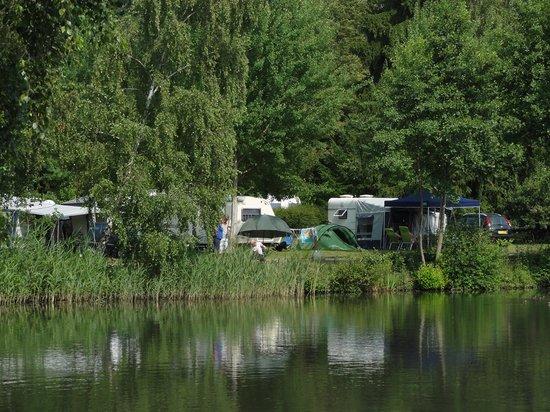 Camping la grande sologne nouan le fuzelier frankrijk for Camping loir et cher avec piscine