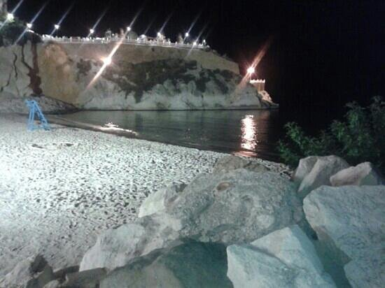 Playa Mal Pas: La cala