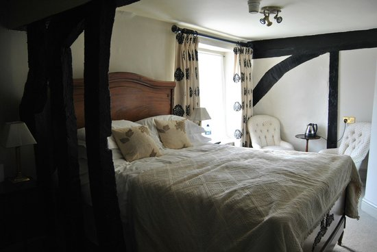 The Castle Inn: Gorgeous Room