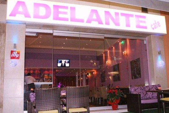 Adelante Cafe