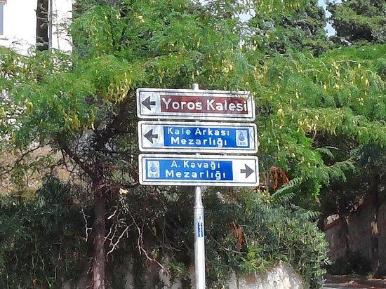 Yoros Kalesi