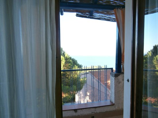 Residence Bel Horizonte: Vista da interno camera