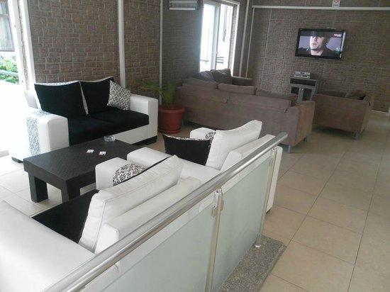 Ada Butik Otel: lounge..