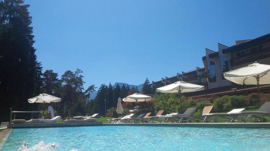 Grand Hotel Terme: Relax!