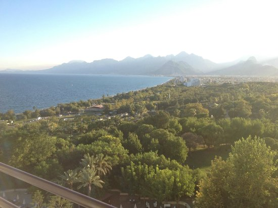 Rixos Downtown Antalya : Photo from Balcony