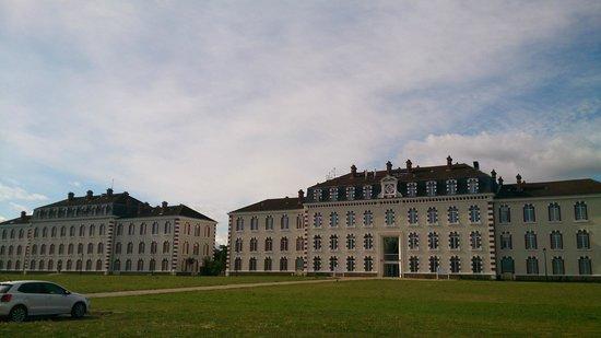 Comfort Suites Les Demeures Champenoises: hotel