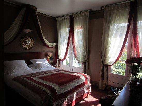Hotel Britannique : Room