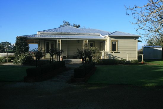Tairoa Lodge & Cottage: Tairoa Cottage